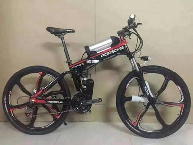 Electric 26 inches mountain bike(folding)