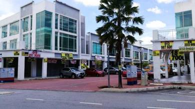2 Storey Shop / Office (EQuator), Equine Park, Seri Kembangan