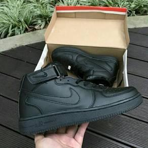 Nike Air Force All Black Highcut
