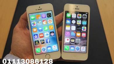 Iphone secon 5 16gb rom full box tiptop
