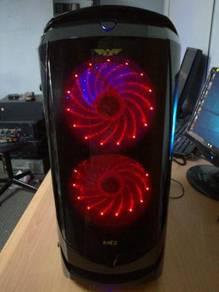 FULL SET I3 4130 3.4ghz 8gb 1tb gtx 750 22 LCD