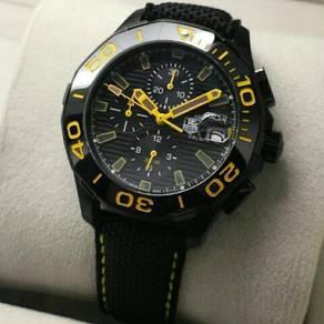 Aqua racer watch