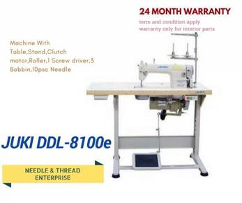 Mesin jahit juki ddl8100e free delivery 874564