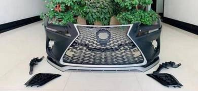 Lexus nx200t 2018 F Sport Front Bumper+Grill new