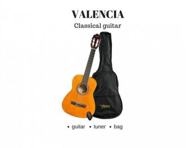Valencia Classical Guitar 1/4 vc101-k VC-101