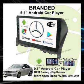 Mercedes benz w204 OEM android player