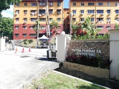Apartment Putra Permai, Level 3, Seri Kembangan