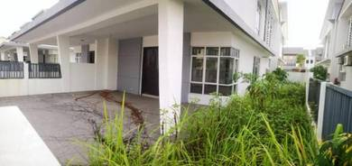 (Semi-D) M Residence Caspia ,Club House Tasik Puteri, Garden Hight