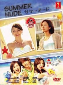 Dvd japan drama Summer Nude