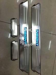 Honda insight led side sill plate door side step