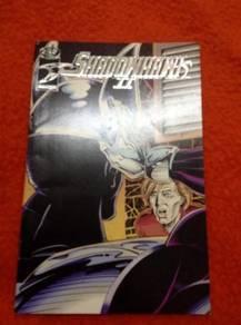 Shadowhawk II comic