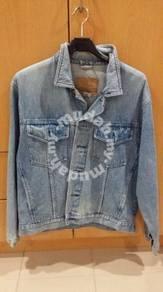 Cowboy type blue color Jacket