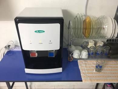 B052.389-25 H0Ot & Warm Water Dispenser