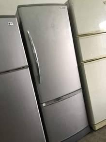 Panasonic Fridge 2 doors Refrigerator Peti Sejuk