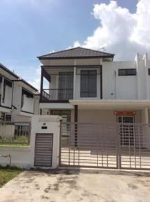 Caranday Park Setia Tropika Double Storey Cluster House