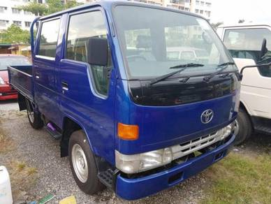 Toyota Double Cab Ly132 -Recon
