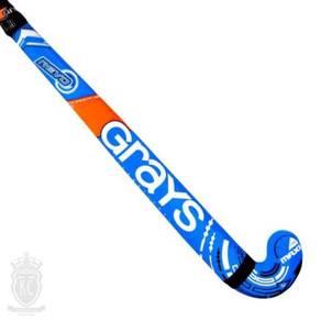 17RA Grays Revo Wooden Stick Junior - Blue