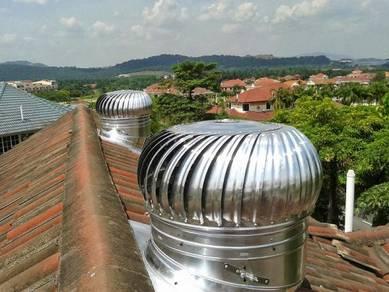 Wind Turbine Ventilator FREE FLOATING IPLG21