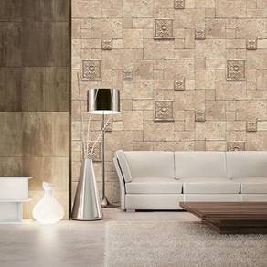 Simple Design With Wall paper with Install-f4t52