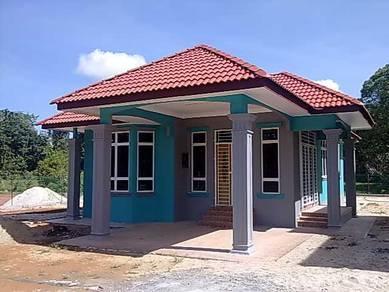 Tanah Panglima Holdings Tanah Rezab Melayu STATUS BANGUNAN