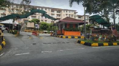 Suajana Apartment, Damasara Damai, Renovation
