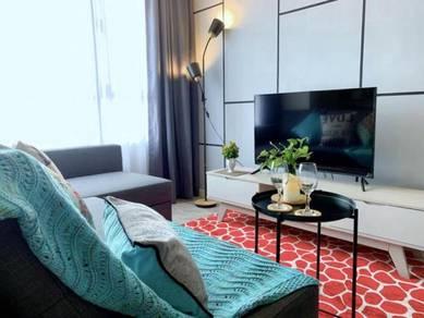 [STUDIO FF] Tamarind Suites , Sky Park , Kenwingston, Mutiara Ville