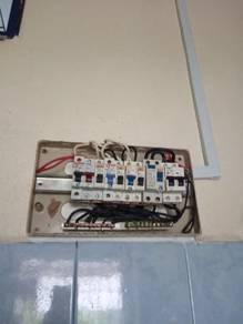 Plug point aircon