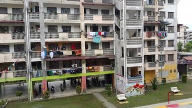 Pangsapuri Melati Tmn bukit subang,3rd floor,shah alam, selangor