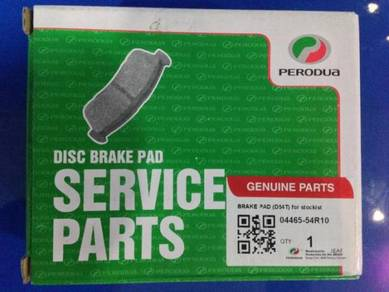 Brake Pad Original Perodua Myvi, Axia & Bezza