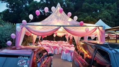 469) Wedding Or Birthday Party Deco