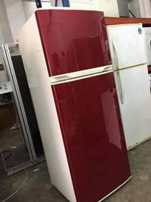 Electrolux Fridge 2 doors Refrigerator Peti Sejuk