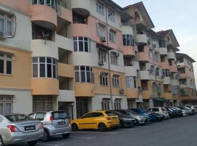 FREEHOLD Gated & Guarded Apartment at Bandar Melaka ,Melaka