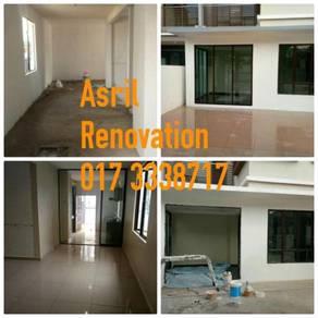 Renovation at NILAI AREA