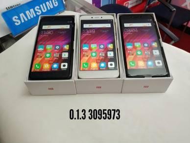 Xiaomi redmi 4x (32gb) new