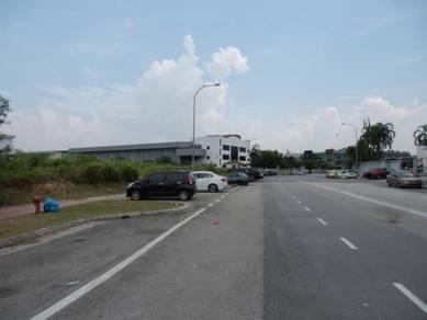 Shah Alam - Bukit Jelutong industrial land 2.05 acres