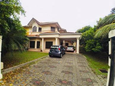 Semi-D, Seksyen 8, Kota Damansara, Damansara. Not facing other house