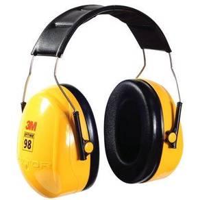 3m peltor optime 98 h9a over the head earmuff 25dc
