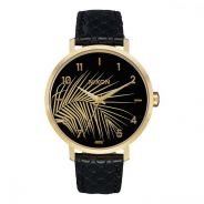 Nixon Women's Arrow Leather Watch 34mm Ltd edition