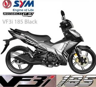 SYM Vf3i 185cc YEAR END Promotion (chun motor)