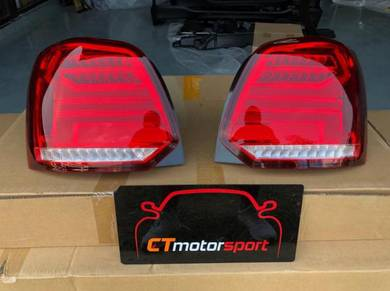 Volkswagen Polo LED Rear Bumper Tail Lamp