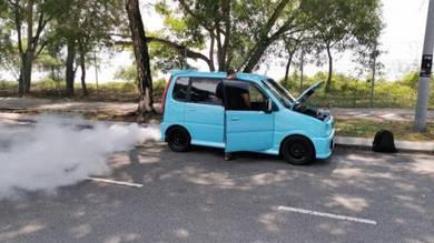 Enjin Senyap, Jimat Minyak & Tambah Pickup