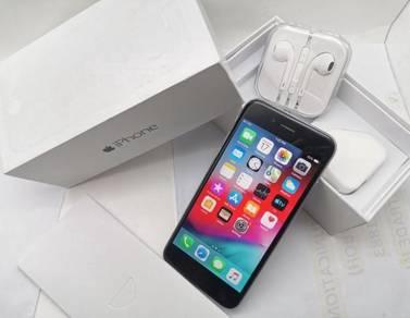 Iphone (6) 64gb GREY