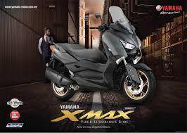 Yamaha xmax muka new stock