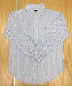 Polo Ralph Lauren Kid's Shirt #1 Used