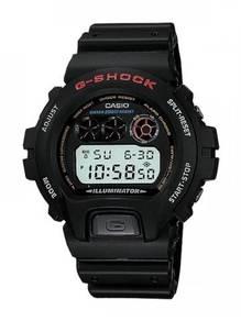 Casio G-SHOCK Men Digital Sport Watch DW-6900-1VDR