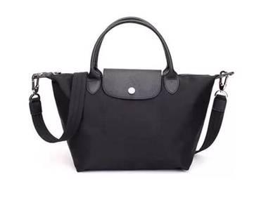 Longchampe Bag Pliage Neo Sling / Tote Handbag