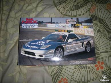 1-24 Honda NSX Twin Ring Motegi Safety Car kit