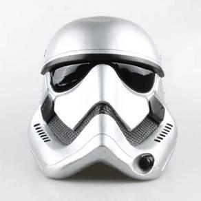 Star wars captain phasma helmet cosplay