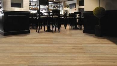 Vinyl flooring *3mm* at shop ~house ~cafe