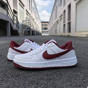 Nike Airforce 1 Low White Red
